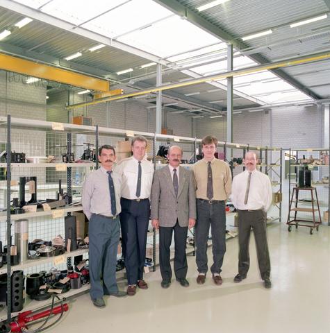 D-001772-6 - Topps (turbine overhaul power plant support; het bedrijf richt zich op het onderhoud van vliegtuigmotoren)/Chromalloy Turbine Support