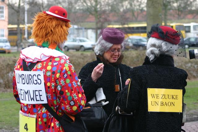 657227 - Carnaval. Optocht. D'n opstoet in Tilburg.