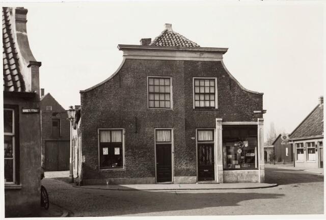 033755 - Winkels. Wouter's Radio aan de Varkensmakrt 20.
