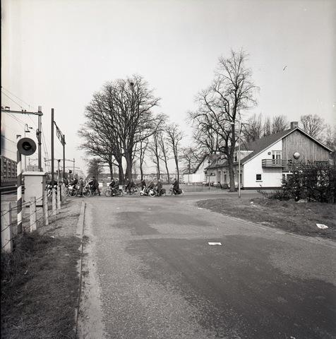 653847 - Spoorwegovergang bij Boerke Mutsaers
