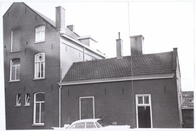 017309 - Zijgevel van het pand Ceciliastraat 23