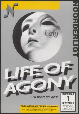 650322 - Noorderligt. Life of Agony. Support act: Souls at Zero