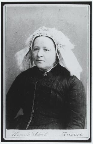 056351 - Adriana van de Lisdonk echtgenote van Godefridus van Enschot, geboren te Goirle op 30 juli 1836, aldaar overleden op 3 juni 1913.