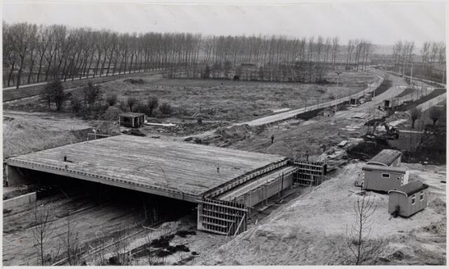 104293 - Aanleg van het viaduct aan de Hoofseweg
