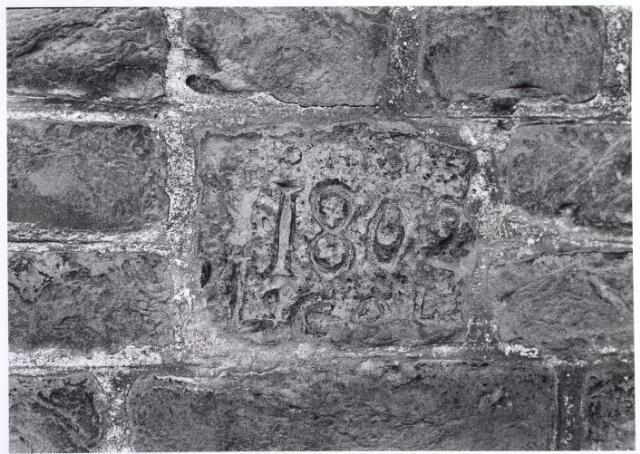 015768 - Archeologisch onderzoek in het pand Bokhamerstraat 13