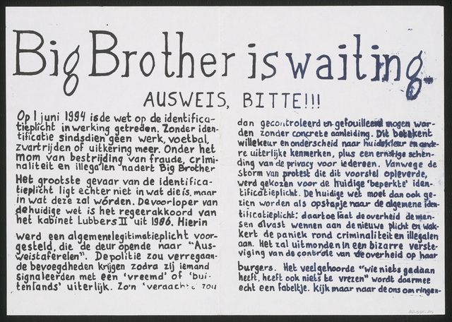 668_1995_304-1, 668_1995_304-2 - Big Brother is waiting