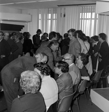 1237_012_987-1_008 - Viering van een jubileum van textiel firma Van Besouw bij restaurant Boschlust in Goirle in mei 1975.