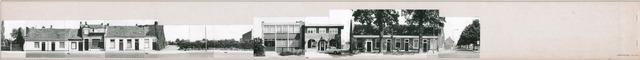 1625_0182 - Fotostrook; straatwand; panden aan de linten en hoofdverbindingswegen in het centrum van de stad; ; foto's werden tussen 1976 en 1985 gemaakt. (foto gemaakt in periode 1976-1985)