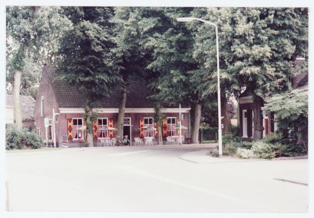063126 - Horeca.  Restaurant Riddershoeve 't Zwaantje 1, voorheen genaamd Kerkzicht