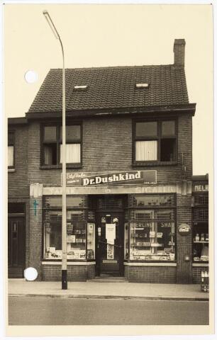033878 - Tabakswinkel van J van Brunschot aan het Veldhovenplein 19, thans Veldhovenring 43