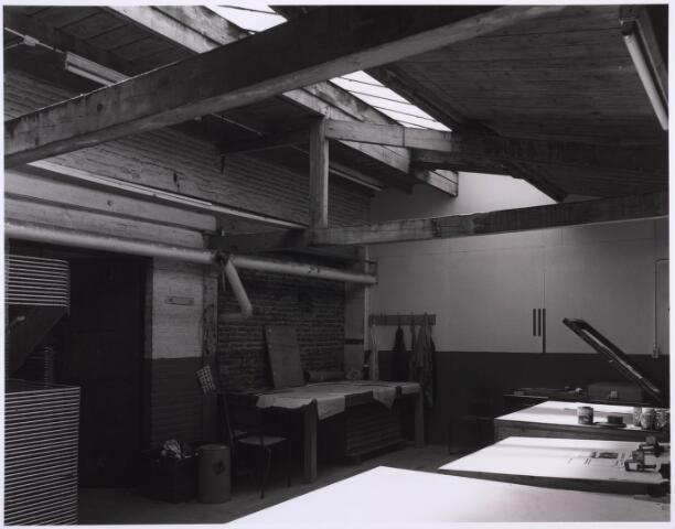 023216 - Duvelhok. Werkcentrum voor beeldende expressie. Interieur vóór de restauratie