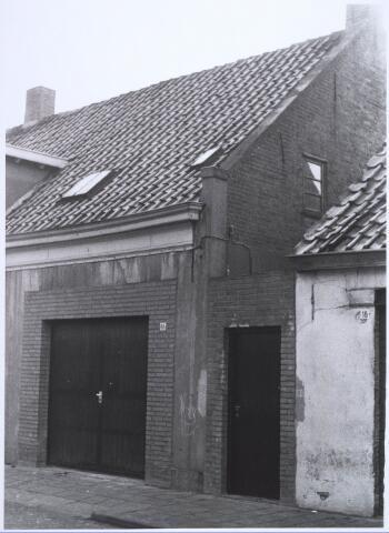 022648 - Pand Hoogtedwarsstraat 16 begin 1973