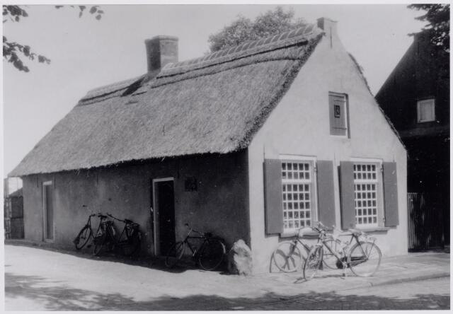 046498 - Heemkundemuseum `t Smiske aan de Nieuwe Rielseweg.