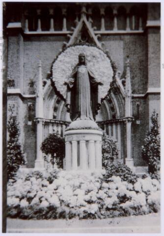 021338 - H. Hartmonument na de H. Harthulde in 1934