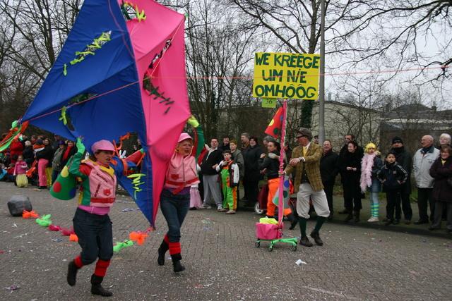 657284 - Carnaval. Optocht. D'n Opstoet van Tilburg in 2007.