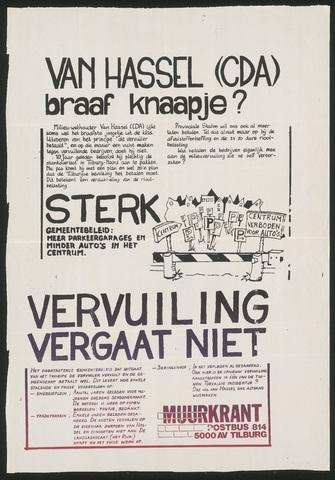 668_1992_284 - Van Hassel braaf knaapje/Vervuiling vergaat niet