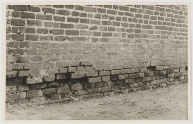 078654 - Arbeidershuisjes vermoedelijk behorend bij lederfabriek 'Hollandia ' te  Loon op Zand.