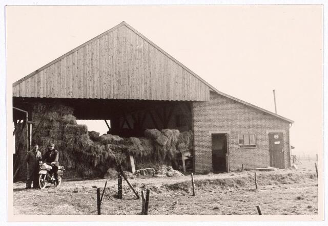 017948 - Hooischuur van een boererij aan de Duijnsbergseweg