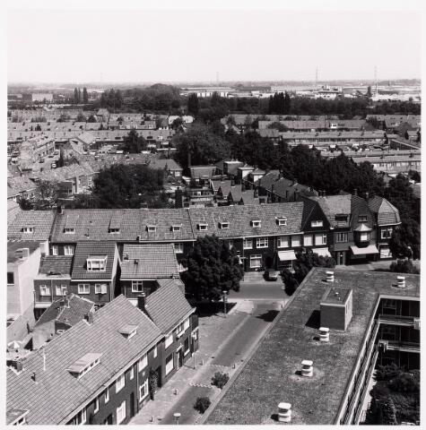 036546 - Panorama van Tilburg vanaf Bejaarden Centrum St. Antonius van Padua