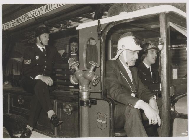 081237 - Opening brandweerkazerne in Rijen