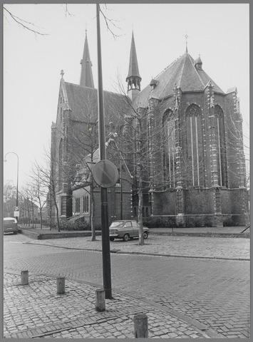 88708 - H. Antonius Abt-kerk in Terheijden Bouwjaar 15e en 16e eeuw. Rijksmonument.