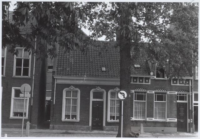 025459 - Panden Langestraat 38 (links) en 40 (rechts)
