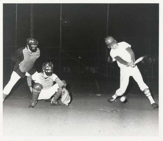 "91034 - Made en Drimmelen. Marathonevenement van de Base- en softbalvereniging ""The Frogs "" in Made. Baseball. Softball. Honkbal."
