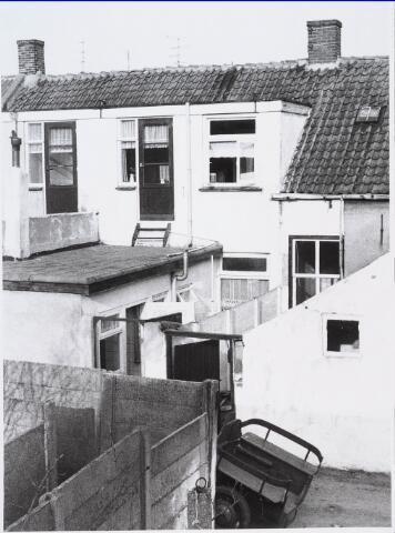 028282 - Achtergevel van het pand aan de Paterstraat 51