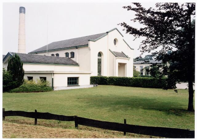 039872 - Tilburgse Waterleiding Maatschappij aan de Gilzerbaan.