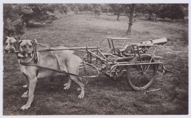 053662 - Eerste wereldoorlog 1914-1918. Activiteiten/materieel.