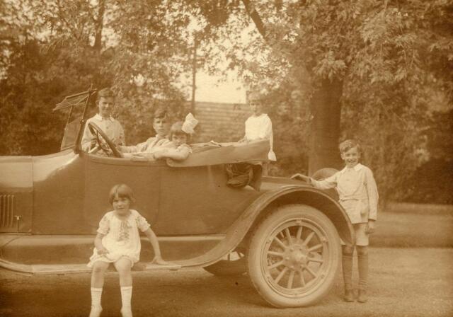 600619 - Kasteel Loon op Zand. Families Verheyen, Kolfschoten en Van Stratum