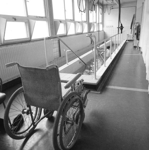 655814 - Elizabeth Ziekenhuis locatie Jan van Beverwijckstraat Tilburg in 1981.