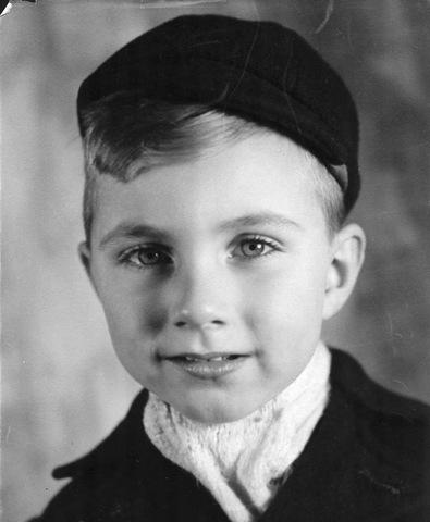 652670 - Portret. onbekend jongetje