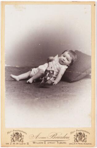 008025 - Kind familie Verbunt-Conijn