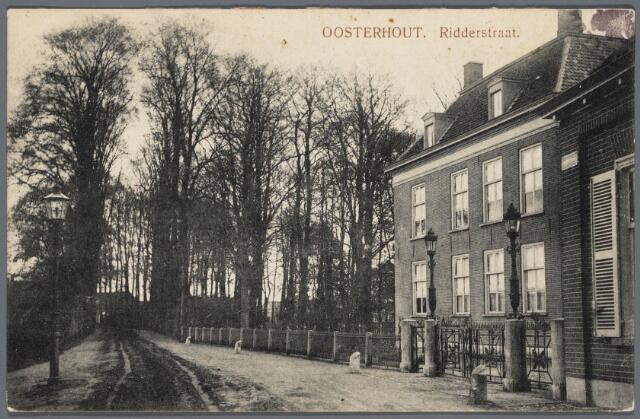 102712 - Kastelen. Slotje Brakestein (Braekenstijn) Ridderstraat.
