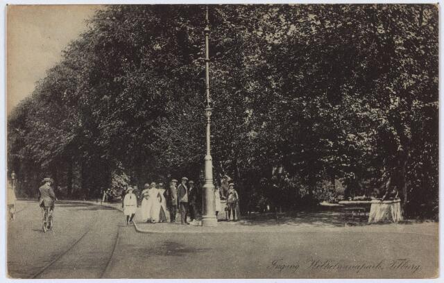 002868 - Ingang Wilhelminapark.