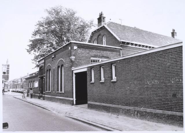 022689 - Kleuterschool aan de Hoogvensetraat in oktober 1985