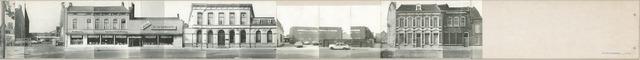 1625_0291 - Fotostrook; straatwand; panden aan de linten en hoofdverbindingswegen in het centrum van de stad; Wilhelminapark 1-37