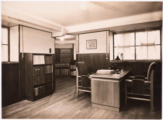 032126 - Interieur van het Paleis-Raadhuis aan het Stadhuisplein