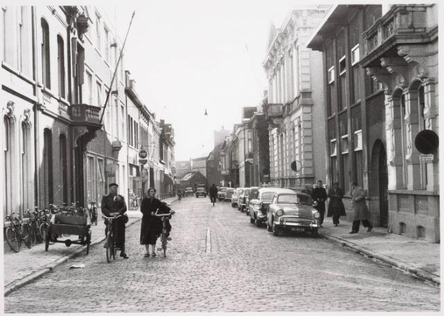 035279 - Willem II-straat met onder andere de panden nummers 68 en 70
