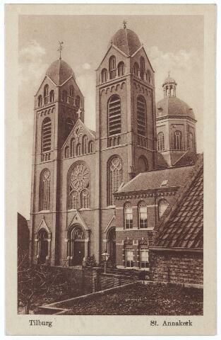 000337 - Capucijnenstraat, St. Annakerk, gesloten op 27 september 1970, afgebroken in 1973.