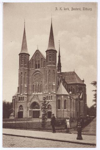 001471 - Koestraat kerk van de H. Leonardus en gezellen (Besterd)