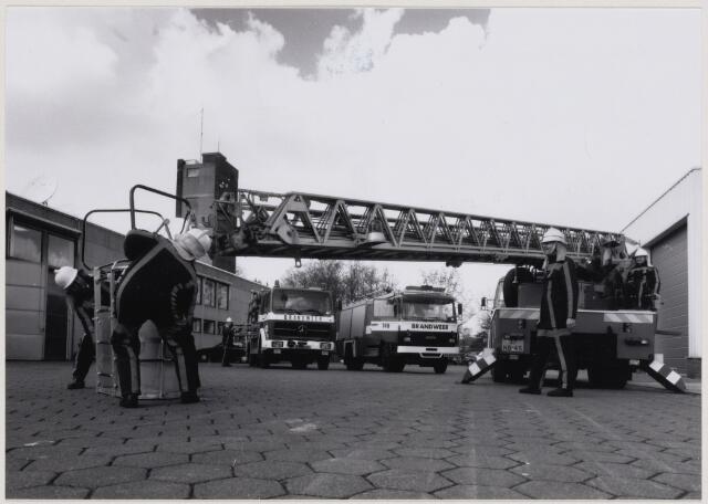104332 - De brandweer