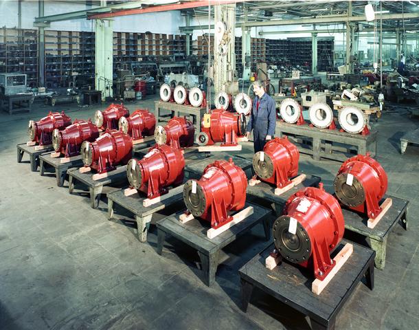 D-002227-1 - Machinefabriek Aug. Bierens, Ringbaan-Noord