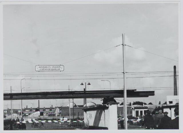 037151 - Spoorwegen: aanleg viaduct St. Ceciliastraat