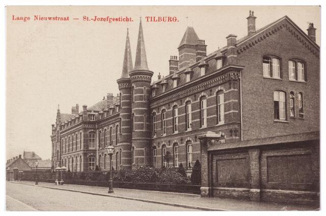 001595 - Lange Nieuwstraat St. Josephgesticht.