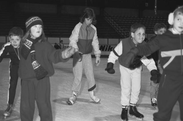 TLB023002430_002 - Kinderen op de schaats