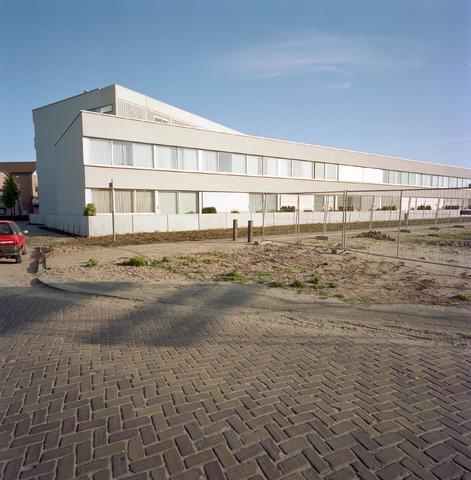 D-00533 - BNA  Woningen aan de Tjeuke Timmermansstraat genomen ter hoogte van de Kuiperstraat