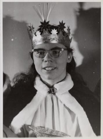 045477 - Driekoningenzangertje uit Goirle: Jeanette van Gool, geboren 27 augustus 1956 te Goirle.