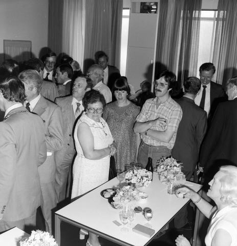 1237_012_986_007 - Viering van een jubileum van textiel firma Van Besouw bij restaurant Boschlust in Goirle in juni 1980.